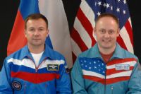 International Space Station Expedition 18 Official Crew Photograph #7